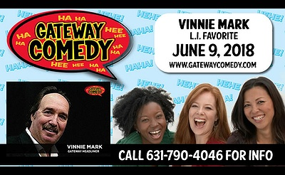 Stand-Up Comedy with Vinnie Mark