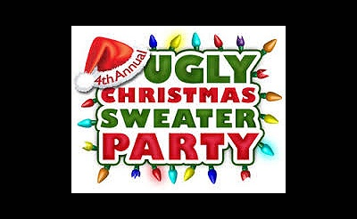 4th Annual Ugly Christmas Sweater Party at The Stephen Talkhouse