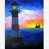 Paint Nite: Rainbow Light