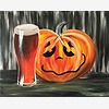 Paint Nite: Drunken Pumpk