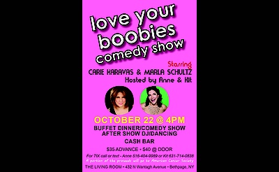 Tickled Pink Comedy Show