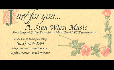 Stan Wiest DJ Music and Entertainment - Coindre Hall Bridal