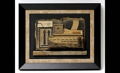 Jim Gemake: Art From The Discarded Object