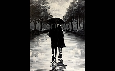 Paint Nite: Weather the Weather Together