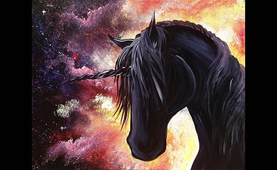 Paint Nite: Unicorn Magic