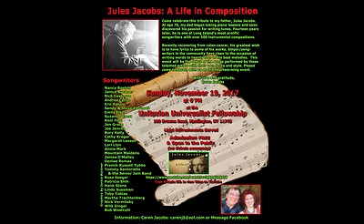 Jules Jacobs: A Life in Composition
