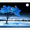 Paint Nite: Blue Winter P