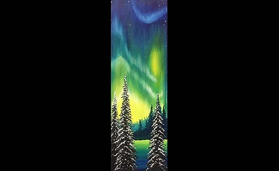 Winter Wonder Painting at Pinot's Palette