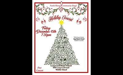 North Shore Community Band Holiday Concert