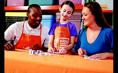 Kids Workshop: Block Calendar