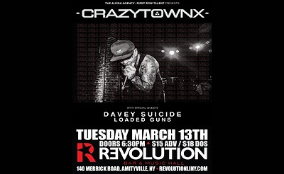 Crazy Town at Revolution