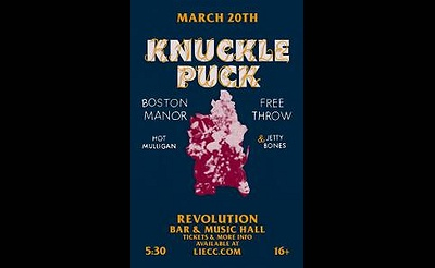 Knuckle Puck at Revolution