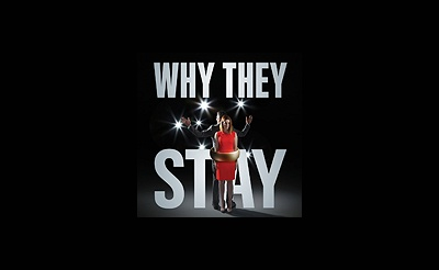 Meet the Author: Why They Stay: Sex Scandals, Deals and Hidden Agendas of Nine Political Wives