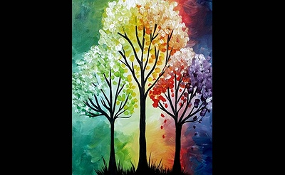 Paint Nite: Season of Change II