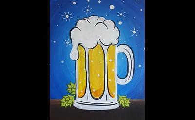 Paint Nite: Got Beer?