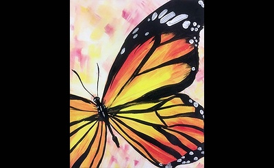 Paint Nite: Butterfly Love