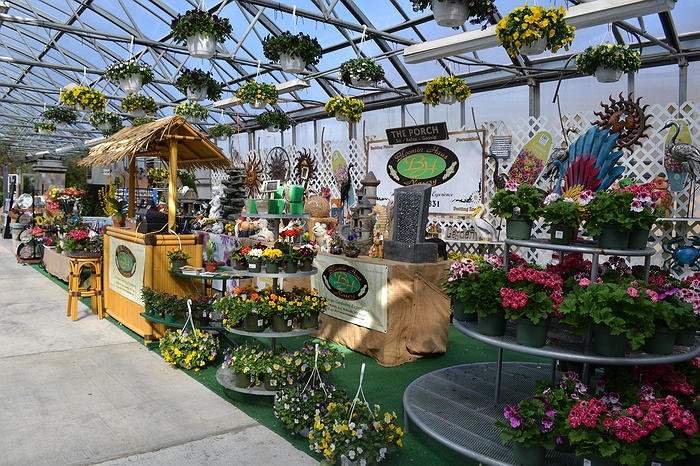 ... Garden Centers, Awnings, Stonework, Driveways, Garden Structures,  Sprinklers, Siding And Windows, Interior Decor, Gutters And More    And For  Attendees ...