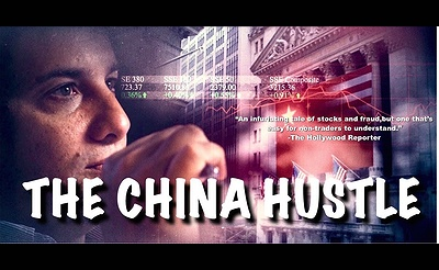 Port Jefferson Documentary Series Film: THE CHINA HUSTLE w/Q&A After the Screening