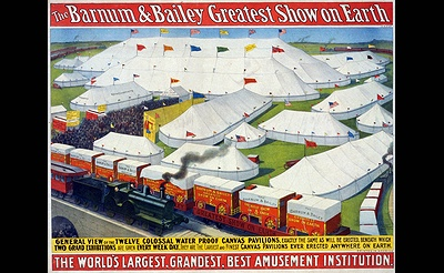 The History of the Circus presented by Marilyn Carmino