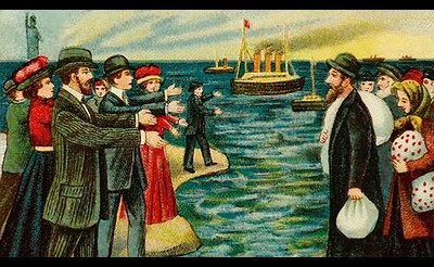 How the Jews Came to Long Island