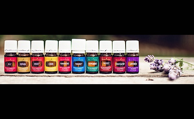 FREE Young Living Essential Oils