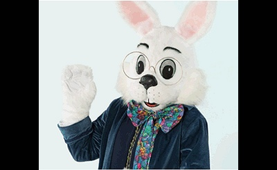 Easter Bunny Photo Experience at Roosevelt Field