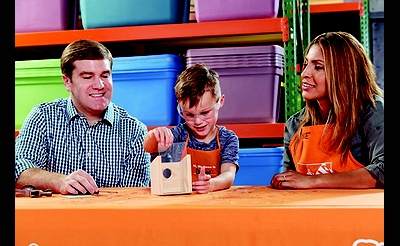 Kids Workshop: Window Birdhouse