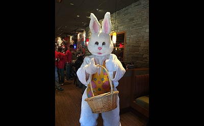 5th Annual Breakfast with the Easter Bunny