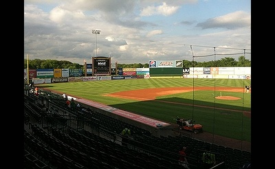 Long Island Ducks vs. New Britain Bees - September 6th, 2018