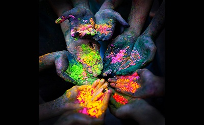 The Second Annual Festival of Colors: Holi Spring Equinox Celebration