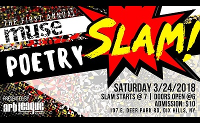 MUSE Poetry Slam!