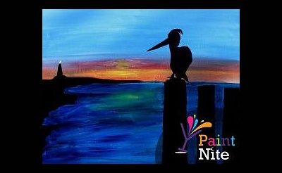 Paint Nite: Pelican's Watch