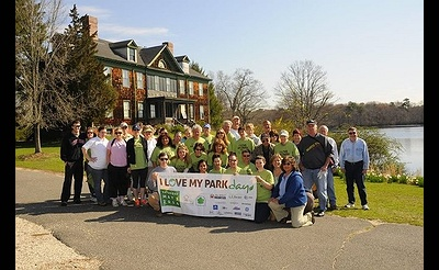 I Love My Park Day 2018 at Hempstead Lake State Park
