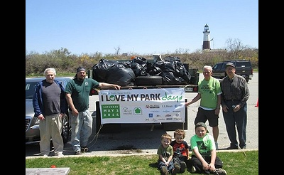 I Love My Park Day 2018 at Jones Beach State Park