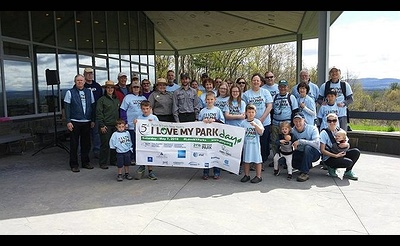 I Love My Park Day 2018 at Valley Stream State Park