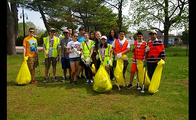 12th Annual Earth Day Cleanup