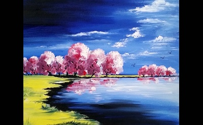 Paint Nite: Lovely Place
