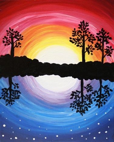 Used Cars Long Island >> Paint Nite: Night and Day, Day and Night
