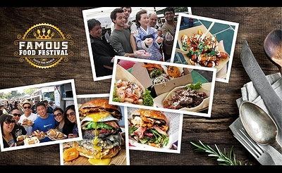 "Famous Food Festival ""Taste the World"" Tanger Outlets Deer Park- July 14th and 15th"