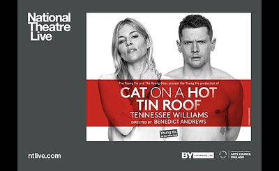 National Theatre Live Screening: Cat on a Hot Tin Roof by Tennessee Williams
