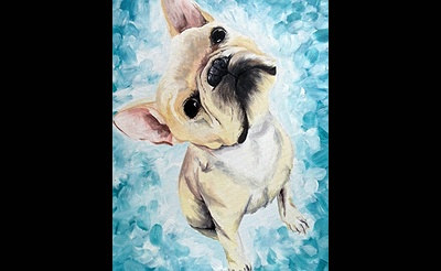 Paint Nite: Paint Your Pet Puppy