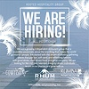 RHG Hiring Open House