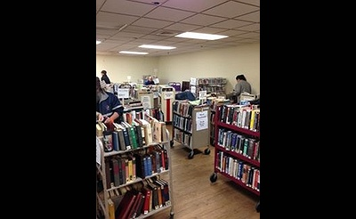 Patchogue-Medford Friends of the Library Book and Media Sale