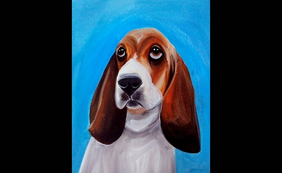 Paint Nite: Ollie's Angels Animal Rescue Fundraiser