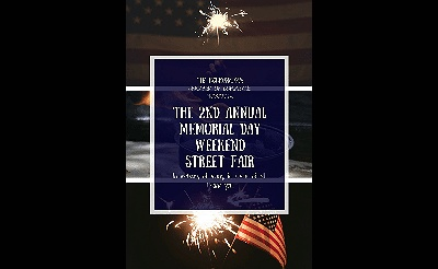 Ronkonkoma's 2nd Annual Memorial Day Weekend Street Fair