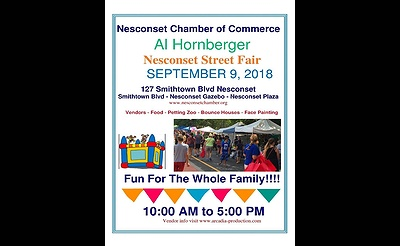 Nesconset Day Street & Craft Fair 2018