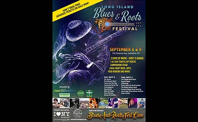 Long Island Blues and Roots Festival