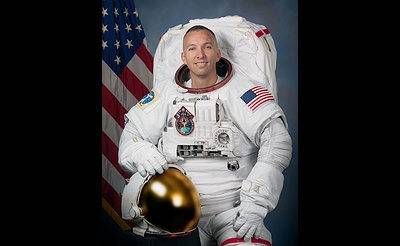 "The Montauk Observatory and Guild Hall present ""MY LIFE AS AN ASTRONAUT"""