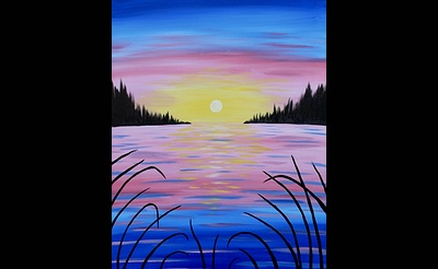 Paint Nite: Peaceful View