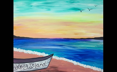 Paint Nite: Long Island Sound